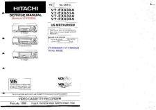 Buy Hitachi VTFX940EVPS Service Manual by download Mauritron #265509