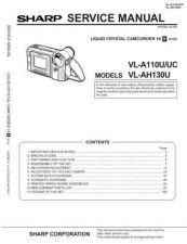 Buy Sharp VLAH131481 Service Manual by download Mauritron #210723