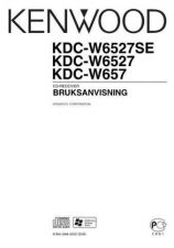 Buy Kenwood KDC-W7027 Operating Guide by download Mauritron #222293