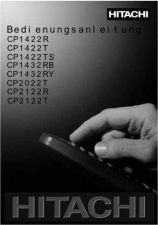 Buy Hitachi CPX267 Manual by download Mauritron #224772