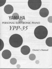 Buy Yamaha YPP35E Operating Guide by download Mauritron #205652
