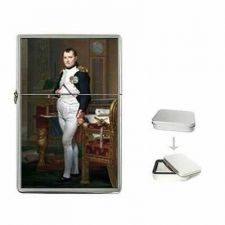 Buy Napoleon Bonaparte France Emperor Art Flip Top Lighter
