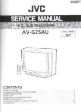Buy JVC AV-G25AU Manual by download Mauritron #230296