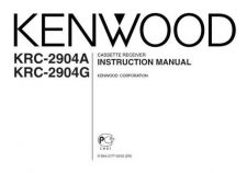 Buy Kenwood KRC-294A Operating Guide by download Mauritron #219278
