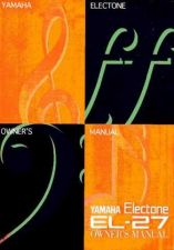 Buy Yamaha EL28E Operating Guide by download Mauritron #247783