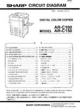 Buy Sharp ARC150 SM INSTALLATION GB Service Manual by download Mauritron #208167