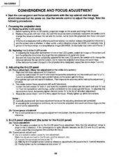 Buy Sharp. XG-E3500_17 Service Manual by download Mauritron #211950