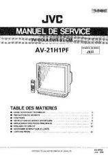 Buy JVC jvc-av-21h1pf- Service Manual by download Mauritron #273439