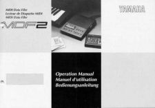 Buy Yamaha MDF2E Operating Guide by download Mauritron #248655