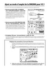 Buy Yamaha DM2000V2F4 Operating Guide by download Mauritron #247498