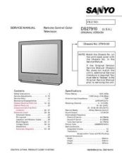 Buy Fisher DS27910(SM780074) Service Manual by download Mauritron #215513