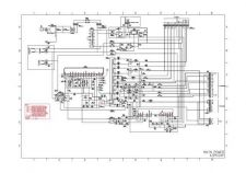Buy TOSHIBA 43PH14P MAINPOWER PCB SM Service Schematics Service Information by down