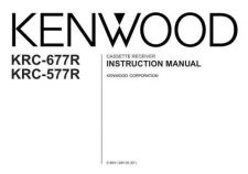 Buy Kenwood krc-677r Operating Guide by download Mauritron #222676