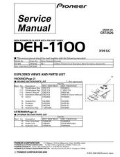 Buy Pioneer C2526 Manual by download Mauritron #227316