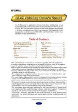 Buy Yamaha MLANPATCHBAYE(1) Operating Guide by download Mauritron #248748