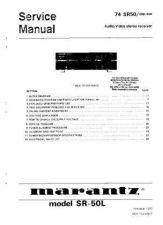 Buy MARANTZ SR50L RX WSM A39 by download #106248