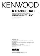 Buy Kenwood KTC-9090DAB by download Mauritron #222854