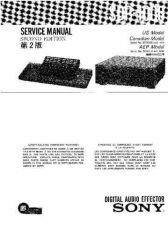 Buy Sony SDM-X73X93 Technical Manual. by download Mauritron #243849