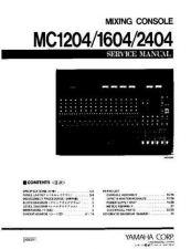 Buy Yamaha mb165par Manual by download Mauritron #257601