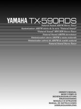 Buy Yamaha TX-497E Operating Guide by download Mauritron #250125