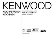 Buy Kenwood KDC-8024 by download Mauritron #221861