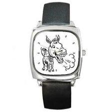 Buy Ass Donkey Talking Mule Unisex Wrist Watch