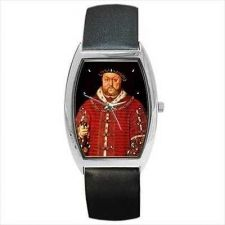 Buy King Henry VIII The 8th Eighth Unisex Royalty Art Watch
