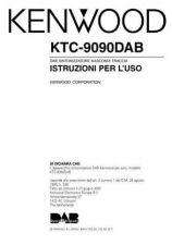 Buy Kenwood KTC-9090DAB by download Mauritron #222851