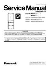 Buy Panasonic pt44-52-61-lcx65k-sm Service Manual by download Mauritron #268308