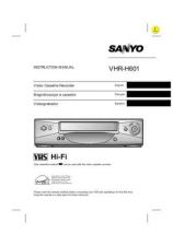 Buy Fisher. VHR-H601OM5310280-00_13 Service Manual by download Mauritron #218875