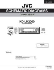 Buy JVC KD-LH2000 Service Manual. On by download Mauritron #271430