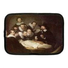 Buy The Anatomy Lesson Rembrandt Art Neoprene 10 Inch Netbook Case