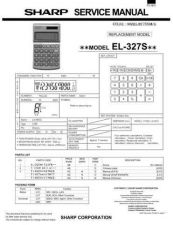 Buy Sharp EL-2615H Technical Information by download Mauritron #232847