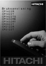 Buy Hitachi CPX250 Manual by download Mauritron #224754