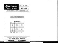 Buy Hitachi YK-0239E Service Manual by download Mauritron #265726