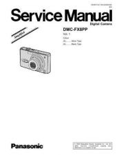 Buy Panasonic DSC0712043CE_3 Service Manual by download Mauritron #267114