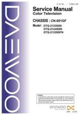 Buy Daewoo. TCN001GEF1. Manual by download Mauritron #213941