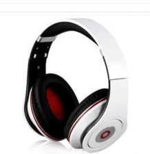 Buy White Yongle Stereo Sound Headphone Headset with Microphone for MP3 MP4 PC