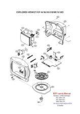 Buy LG CF21K54 MC84A CHA by download #105989