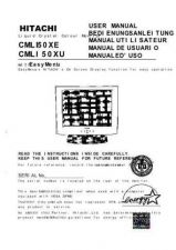 Buy Fisher CML150XU FR Service Manual by download Mauritron #215123