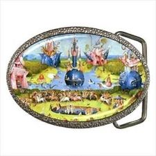 Buy Garden Of Earthly Delights Bosch Art Belt Buckle