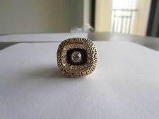 Buy REPLICA 1972 super bowl VII CHAMPIONSHIP RING Miami Dolphins Player Robbie 11S