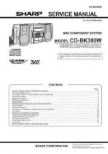 Buy Sharp CD-CPC3H (1) Service Manual by download Mauritron #208455