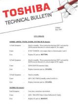 Buy TOSHIBA CDH66 Technical Information by download #116212