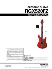 Buy JVC RGX520FZa_E Service Manual by download Mauritron #255229