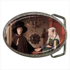 Buy Arnolfini Wedding Jan Van Eyck Art Belt Buckle