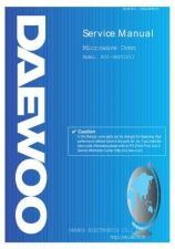 Buy Daewoo. C972T0S003(r)_1. Manual by download Mauritron #212631