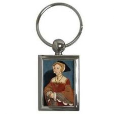 Buy Jane Seymour Portrait King Henry VIII Queen Art Keychain