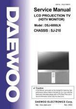 Buy Daewoo. SL-110P DLP-15D3SHS by download Mauritron #213139