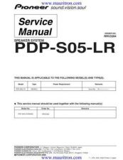 Buy Pioneer PDP-43MXE1-S-TXK-1[1] by download Mauritron #235132
